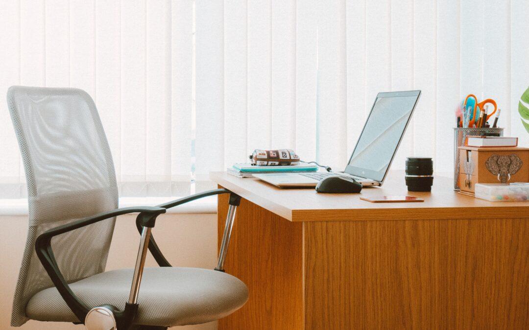 3 grunde til at du skal vælge en ergonomisk kontorstol